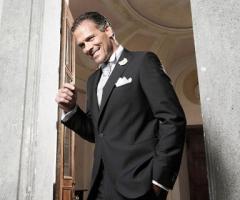 Scegliere l'abito da sposo giusto in 5 mosse