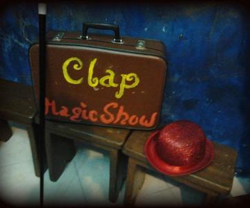 Clap - Prestigiatore e illusionista