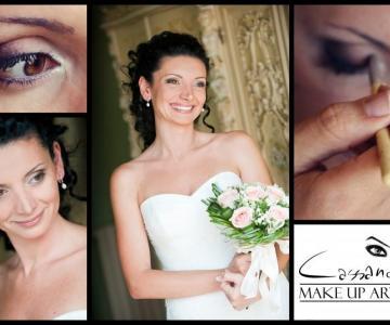 Cassandra Make up artist
