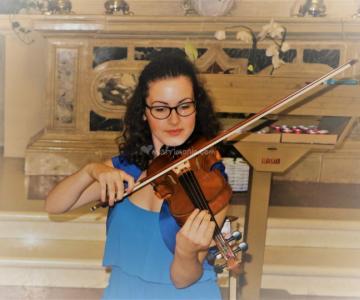 Serena Zucco Violinista