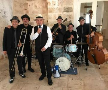 Lello Scazzariello and Swingers & Dixie Band