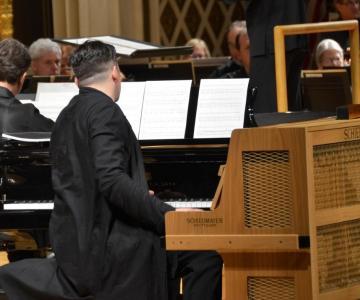 Alberto Cantù Musica cerimonia