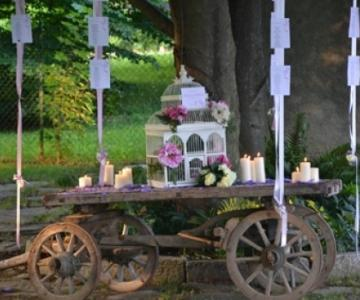 Matrimonio ADHOC - Fiori e Addobbi