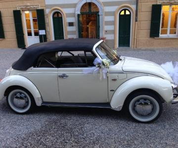 Raffaele Bertolucci -  Noleggio auto per matrimoni
