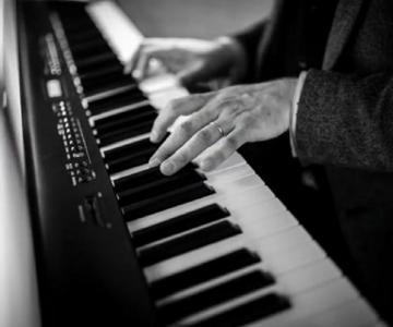 Davide Brambilla pianista e organista