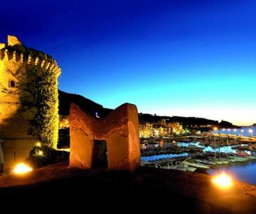 Il Castello di San Nicola L'Arena