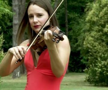 Elisa Lo Giudice violinista dJ