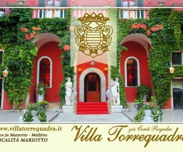 Villa Torrequadra - Già Conti Rogadeo