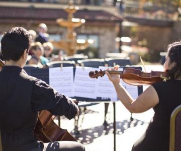 Mariella Santi violinista