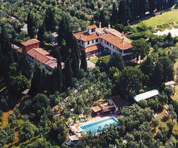 Villa Le Rondini Hotel Ristorante