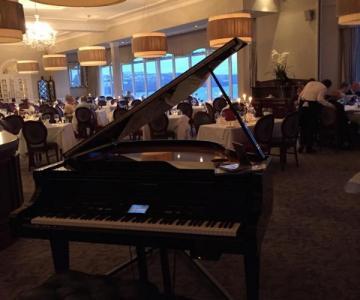 Marco organista e pianista