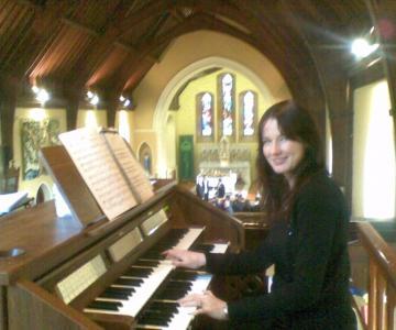 Sara soprano lirico
