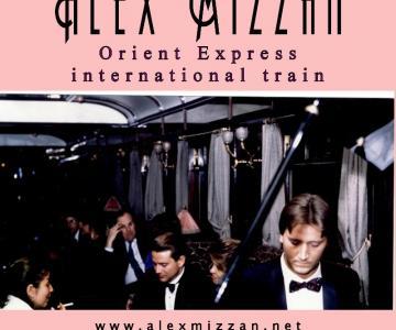 Alex il Pianista - Venezia