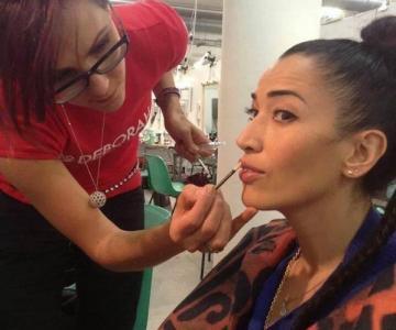 Claudia Lipari Make Up Artist