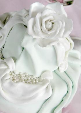 Torte nuziali bianche