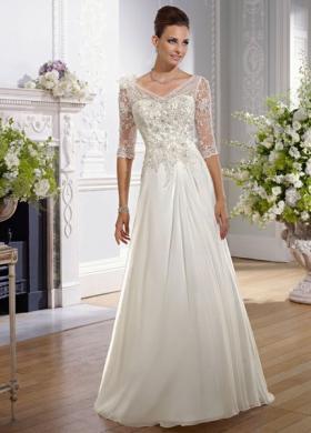 Splendido abito realizzato dall'Atelier Il Sogno della Sposa Lei&Lui