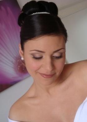 Acconciature da sposa capelli raccolti