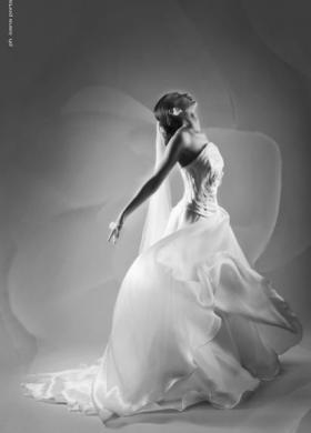 Vestito da sposa di Fabrizio Picardi