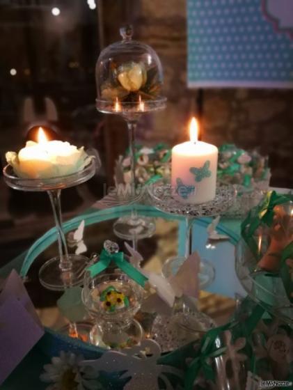 Luisa Mascolino Wedding Planner Siciliar - Coreografie e candele