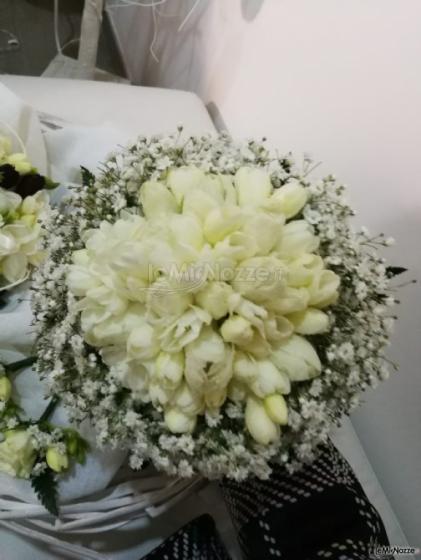 Luisa Mascolino Wedding Planner Sicilia - Il bouquet della sposa