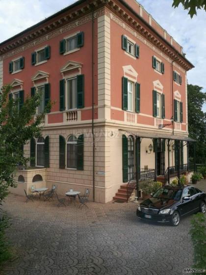 Hotel Villa Viola - La location per il matrimonio a tortone (AL)