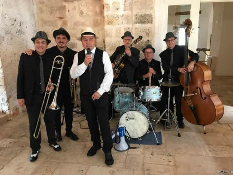 Lello Scazzariello and Swingers & Dixie Band - Musica per il matrimonio a Bari