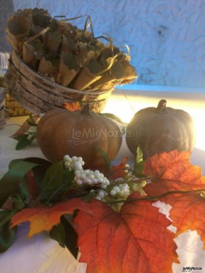 Luisa Mascolino Wedding Planner Sicilia - I coni portariso
