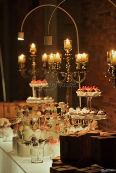 Candy buffet - Tuid Wedding and Party Planner