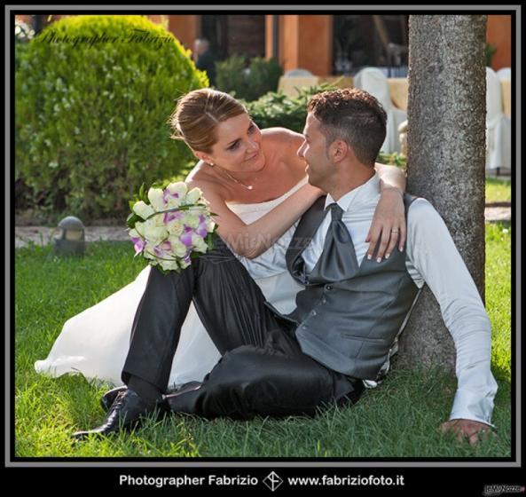 Fabrizio Foto - Sposi sul prato