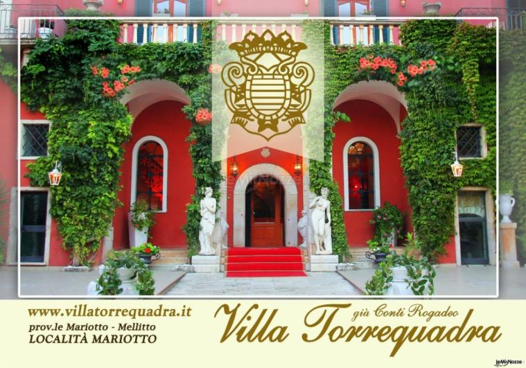 Villa Torrequadra - Location per matrimoni a Bari