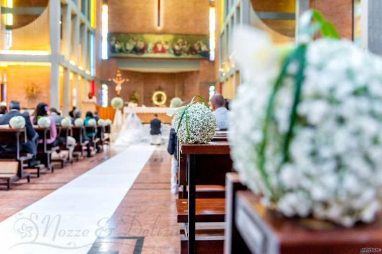 Cerimonia religiosa a cura di Nozze e Delizie