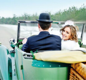 Congedo matrimoniale per il viaggio di nozze