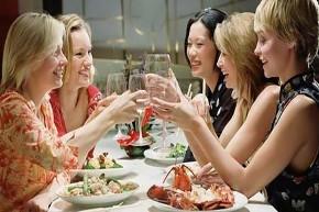 Addio al nubilato: cena tra amiche
