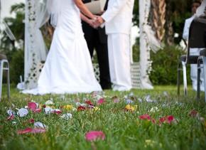 Cerimonia di matrimonio