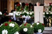 Allestimento della Chiesa per la sposa romantica