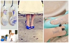 Sposa Scarpe Colorate.Scarpe Da Sposa Lemienozze It