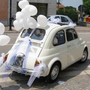 Scherzo della macchina degli sposi