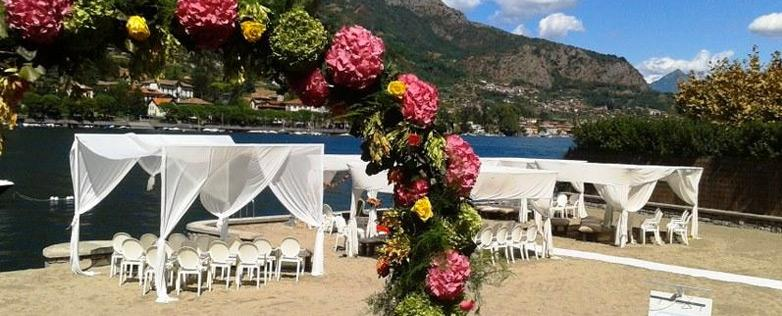 Lido di Lenno - Location per matrimoni