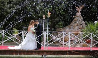 Matrimonio in una dimora storica per nozze senza tempo