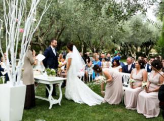 Come organizzare il matrimonio civile nella location