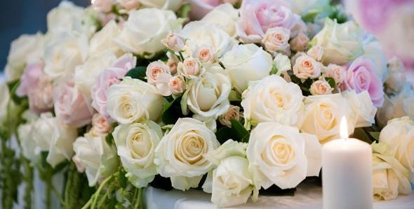 Addobbi Floreali Matrimonio Rustico : Composizioni floreali per il matrimonio lemienozze.it