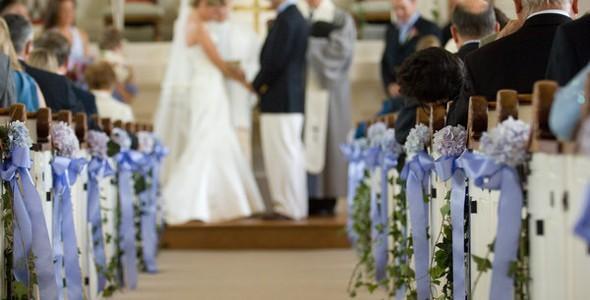 addobbi floreali matrimonio chiesa