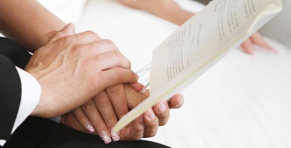Seconda lettura matrimonio - LeMieNozze.it