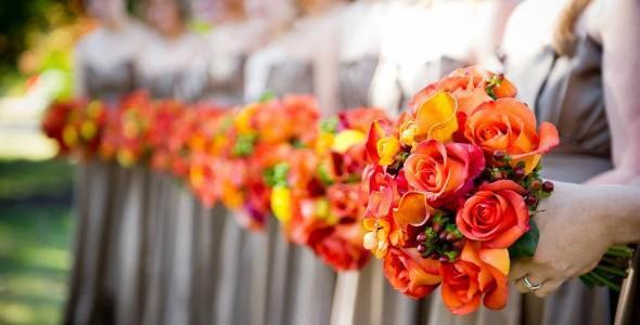 Bouquet Sposa Quali Fiori.Fiori Per Il Matrimonio Lemienozze It