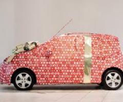 Fatevi regalare l'auto in lista nozze!