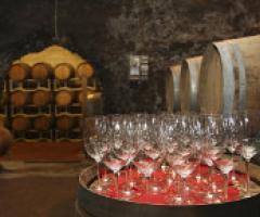 Solo per gli amanti del vino: il matrimonio in una cantina
