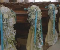 Matrimonio in blu Tiffany: esplode la voglia di eleganza