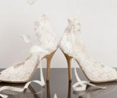 Ultime tendenze per le scarpe da sposa