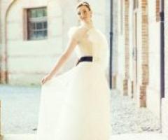 Tendenze abiti da sposa 2014: l'attenzione è sui contrasti
