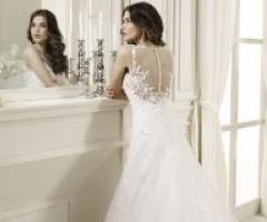 Gli abiti da sposa 2014 secondo i migliori stilisti